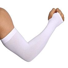 Arm Cooling Sleeves Outdoor Running Sports UV Protection