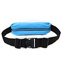 4.7 For Iphone Sports Running Waist Belt Waterproof Bag Case Cover Blue