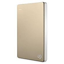 UJ SEAGATE Mobile Hard Disk 1TB USB3.0 2.5-Inch Metal External Drive
