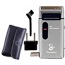Rechargable Shaver/Hair Trimmer/clipper With Brush And Wallet