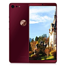 Smartisan U3 Nut Pro 2 4G Phablet 5.99 inch Android 7.1 Qualcomm Snapdragon 660 Octa Core 2.2GHz 6GB RAM 64GB ROM 12.0MP + 5.0MP Dual Rear Cameras - WINE RED
