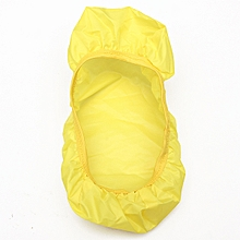 Waterproof Bike Seat Pack Front Tube Bag Saddle Pannier Rear Rain Yellow Cover