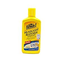 1 Head Light Restorer