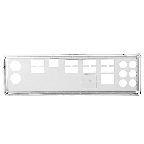 Shield Blende Bracket Motherboard Back Plate For ASUS IO P8P67-M PRO REV 3 0