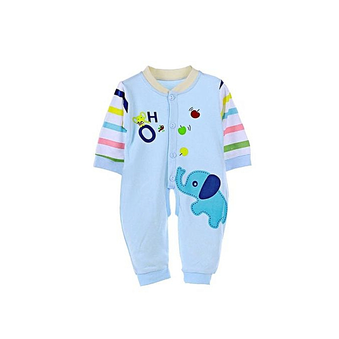 6f0fd24c65e Braveayong Baby Kids Boy Girl Infant Romper Jumpsuit Bodysuit Cotton  Clothes Outfit BU 73 -