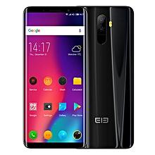 U 5.99-inch (6GB, 128GB ROM) 3620mAh, 13MP+8MP, Android 7.1 Dual Sim 4G LTE Smartphone - Black