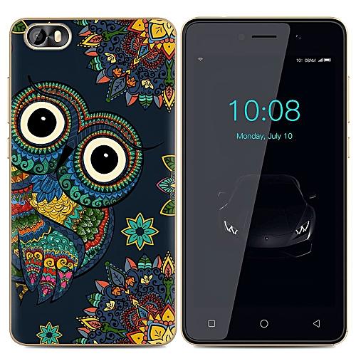 3b0a16a42d Generic TECNO F3 Phone Case Artistic Soft TPU Back Cover Silicone Clear