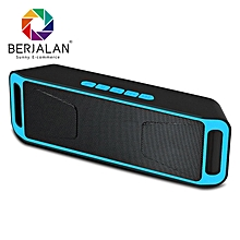 f8aab9cfcb1 New Wireless Bluetooth Speaker Subwoofer Portable Speaker
