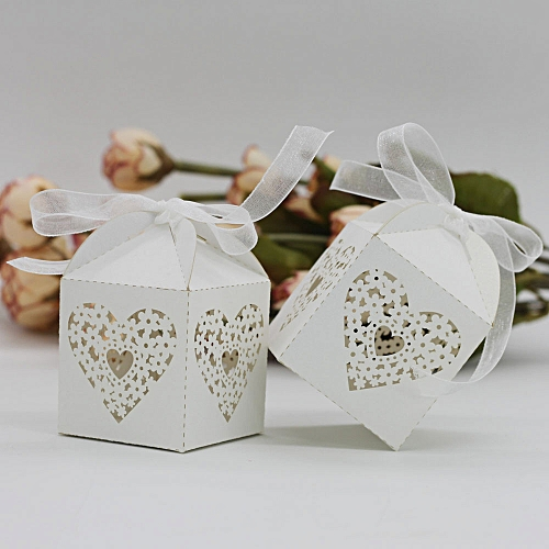 Buy Neworldline 50pcs Sweet Married Wedding Favor Box Gift Boxes