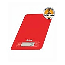 ST-KS7235 - Kitchen Scale - Red.