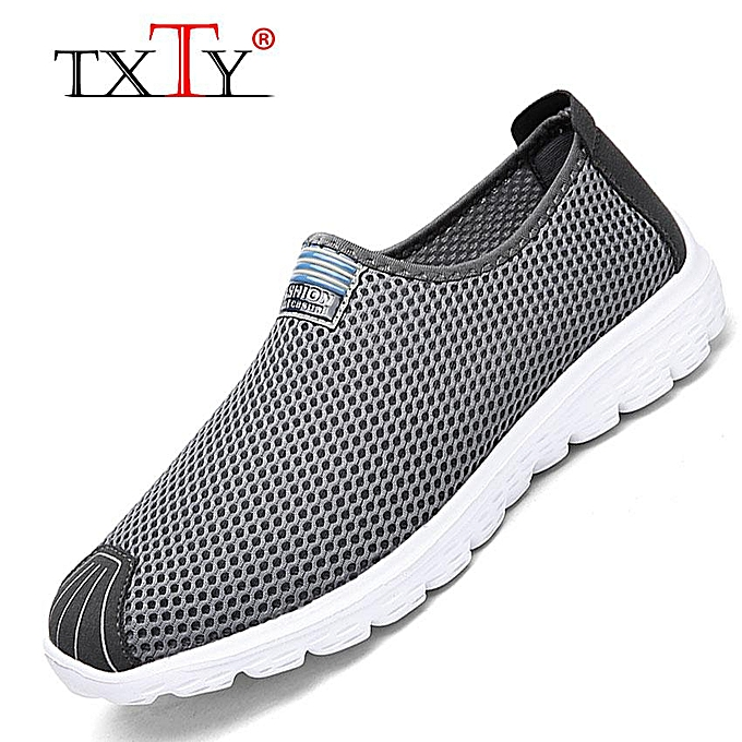 1fd152eada Summer Breathable Mesh Men Casual Shoes Fashion Women Shoes Casual Adult  Male Shoes Mens And Womens