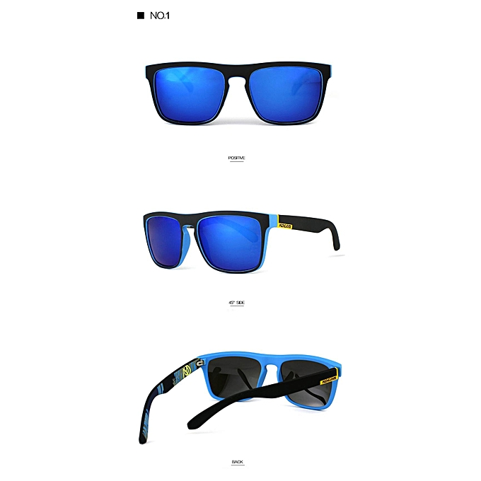9564a16959 ... KDEAM Riding Sunglasses Polarized Glasses Driving Outdoor UV400 Fishing  Eyewear ...