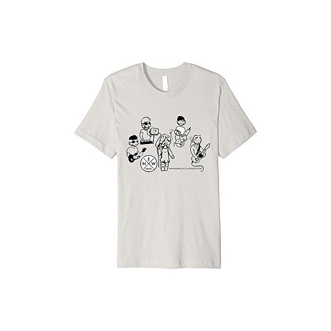 0eb35d9bc3b Generic New Local Band T-Shirt Cheap Summer Short Sleeve Funny T ...