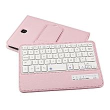 Folio Leather Case+Bluetooth Keyboard For Samsung Galaxy Tab S2 8.0inch T710 PK