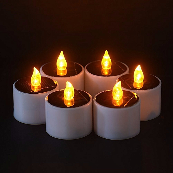 Candle Flicker Leds Are A One Part Replacement For A Real Candle They