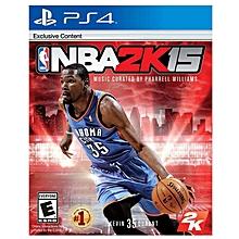 PS4 Game NBA 2K15