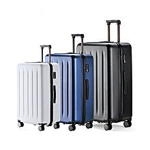Xiaomi 90FUN 20inch 24 inch Travel Luggage 100% PC Suitcase Spinner Wheel Carry on Storage Case