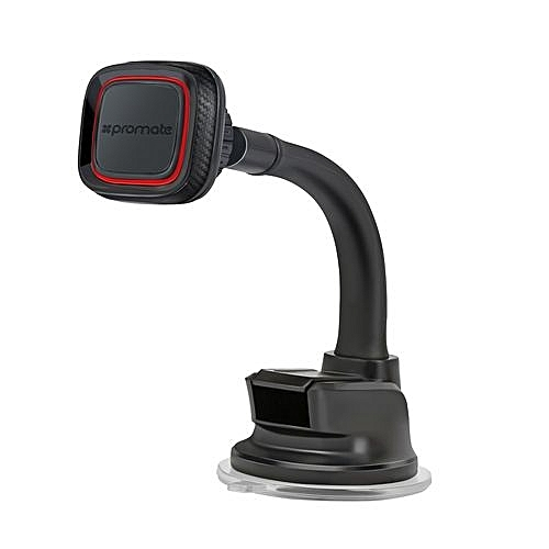 finest selection b60bf 4f1e5 MagMount-4:Maroon Dashboard Car Mount Holder for iPhone X,Samsung Note 8
