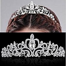 KaLaiXing Brand Rhinestone Headband, Flower Girl Headband, Crystal Headband, Gatsby Headband, Bling Headband, Wedding Headband