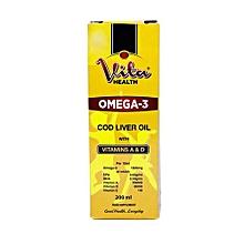 Cod Liver Oil - 200ml