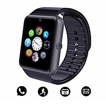 74742b1ee95114 Bluetooth LED Music Player Pedometer Smart Watch Phone