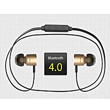 Hiamok_Bluetooth Wireless In-Ear Stereo Headphones Waterproof Sports Headphones GD