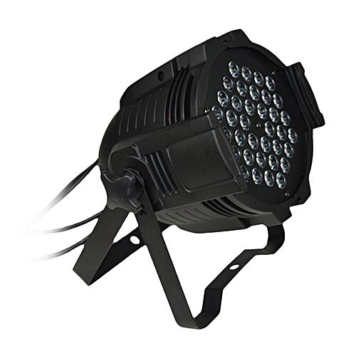 36pcs*1W LED Cast Aluminum Par Light Disco Stage Club Party Sound Controller