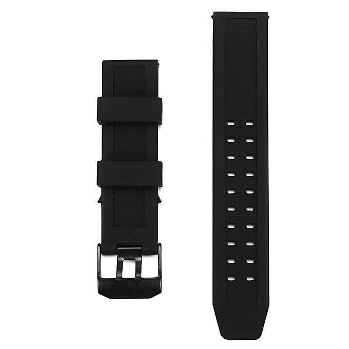 Replacement Rubber Wristwatch Band Watch Strap for Luminox 23mm FP.L.ES w  d91714b69