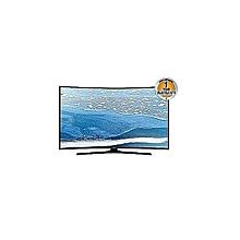 55''- 55NU7300 - UHD 4K Curved Smart LED TV - HDR - Black