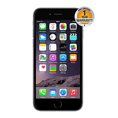 iPhone 6s - 16GB - 2GB RAM - 12MP - Single SIM - 4G LTE - Grey