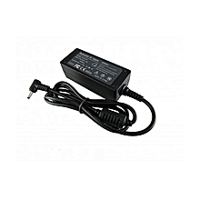 Laptop Charger Adapter  - 19V 2.1A  - Black