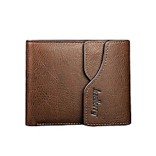 Elegant Executive Men Wallet -Brown