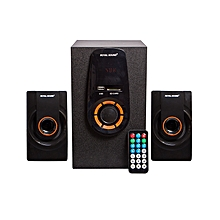 RS299 2.1CH HI-FI Home Theatre System - Black & Orange.