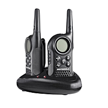 Motorola TLKR T6 Consumer Walkie Talkie Set of 2 WWD
