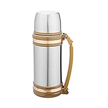 Stainless Steel Vacuum Flask – 1.8L - Silver