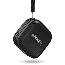 SoundCore Sport 3W IPX7 Waterproof Bluetooth Speaker with Built-in Mic – A3182 – Black
