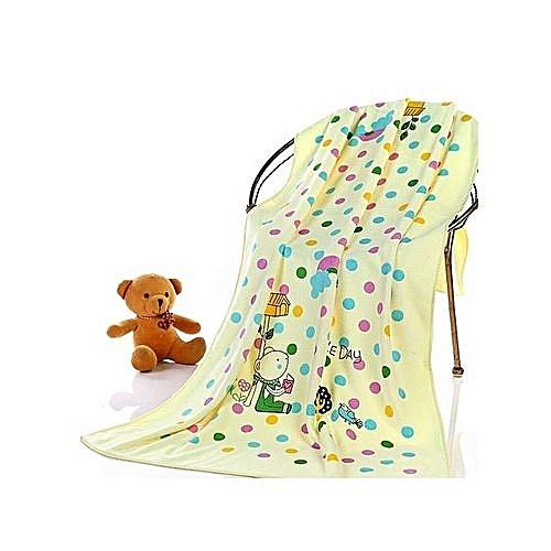 cb5c5484b7 Generic Baby Towel Cotton Cartoon Animal Baby Bath Towel Bathrobe ...
