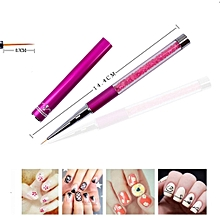 Nail Art Tools Brushes Drills Rod Drills Pull Wire Hook Pen