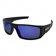 Crankshaft  Polarized  Sunglasses  OO9239-12 - Black/Blue Mercury