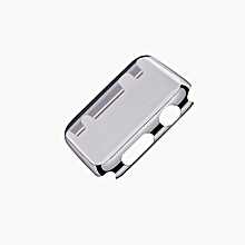 Ultra-Slim Electroplate PC Hard Case Cover For Apple Watch Series 1 42mm SL-Silver