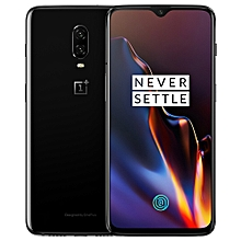 OnePlus 6T, 8GB+128GB, Dual Back Cameras, Face Unlock & Screen Fingerprint Identification, 6.41 inch 2.5D OxygenOS (Android 9.0 Pie) Qualcomm Snapdragon 845 Octa Core up to 2.8GHz, NFC, Bluetooth 5.0, Network: 4G(Mirror Black)