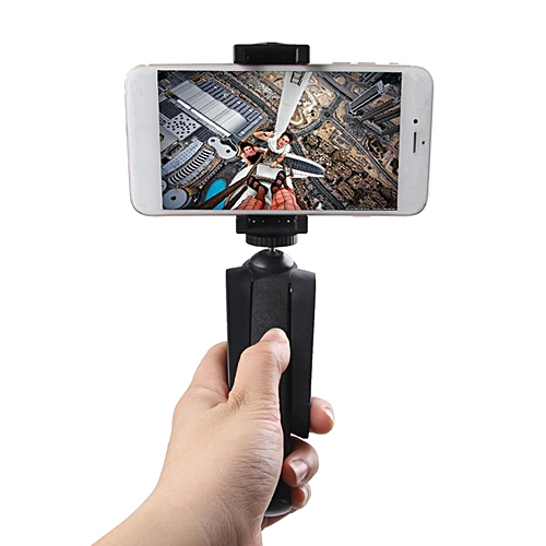 timeless design 20717 769c2 2 in 1 Portable Rotated Desktop Holder Tripod Selfie Stick For iPhone X  8Plus