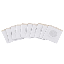 UJ 1PCS/10PCS Slimming Navel Sticker Slim Patch Lose Weight Burning Fat White