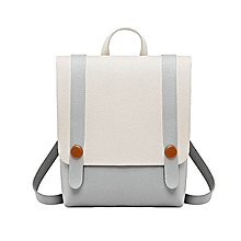 b5da9a6c2eb3 Women Backpack Shoulder School Book Travel Handbag Rucksack Bags Girl  Travel Bag