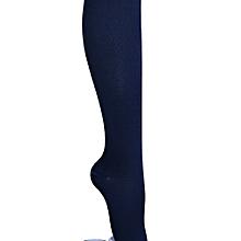 Unisex Men Women Professional Compression Socks Breathable Pressure Socks  S/M