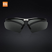 Mijia TS Driver Sunglasses Polarized Anti-UV UV400 PC TR-90 Cool Sun Glasses 28g for Men Women Unisex Driving Outdoor