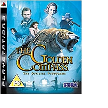 PS3 Game The Golden Campass