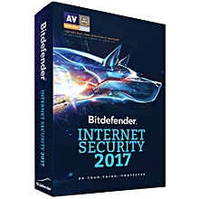 Internet Security 2017 - 1+1 free