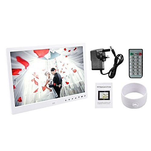 Buy Generic 13 Inch 1280*800 HD Front Touch Digital Photo Frame Wide ...