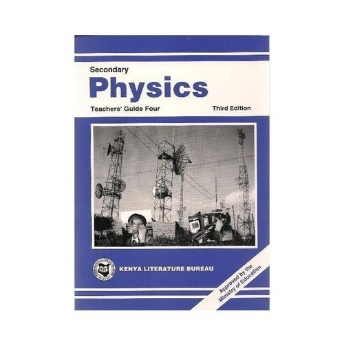 buy generic secondary physics form 4 teachers guide best price rh jumia co ke